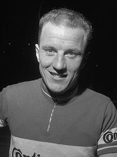 Adolph Verschueren Belgian cyclist