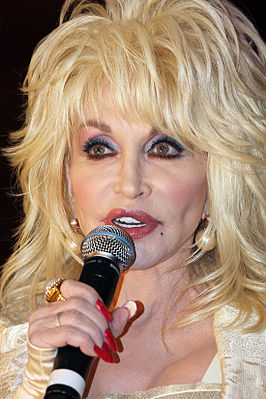 Dolly Parton op 10 november 2011