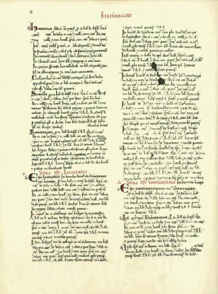 Fasciculus:Domesday Book Bedfordshire.djvu