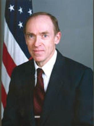United States Ambassador to Mongolia - Image: Donald C Johnson