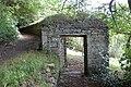 Doorway near Troedyrhiw - geograph.org.uk - 953534.jpg