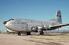 Douglas C-124C Globemaster II, USA - Air Force AN0731993.jpg