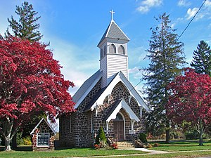 Monroe Township, Gloucester County, New Jersey - Downer Methodist Episcopal Church