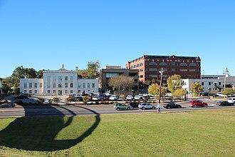 Gainesville, Georgia - Downtown Gainesville