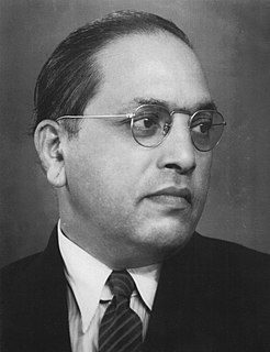 Indian polymath and the architect of the Indian Constitution