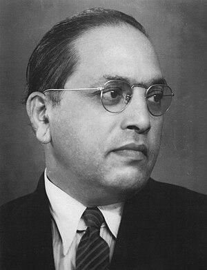 Bhimrao Ramji Ambedkar cover