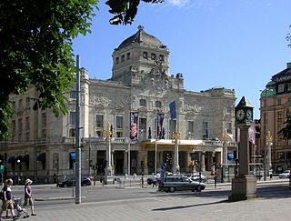 Royal Dramatic Theatre theater in Stockholm, Sweden