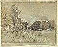 Drawing, Main Street, East Hampton, Long Island, August 11, 1880 (CH 18369131).jpg