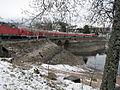 Dreiseenbahn bei Niedrigwasser in Schluchsee.jpg