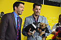 Drew Scott and Jonathan Scott World Dog Awards 2015.jpg