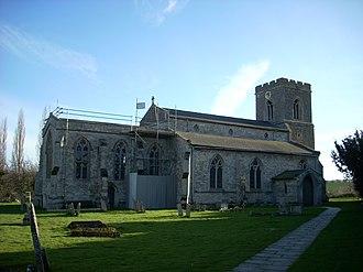 Dry Drayton - Image: Dry Drayton church