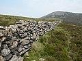 Dry Stone wall on Mynydd Graig Goch - geograph.org.uk - 196656.jpg
