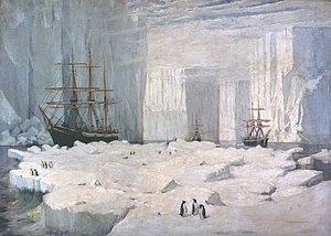 William Gordon Burn Murdoch - Dundee Antarctic Whaling Expedition 1892