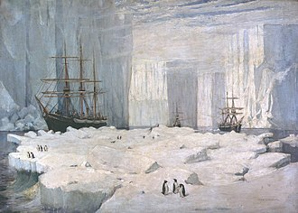 Dundee Whaling Expedition - The Dundee Antarctic Whaling Expedition by William Gordon Burn Murdoch.