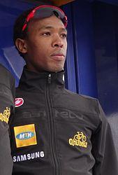 Adrien Niyonshuti
