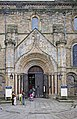 Durham Cathedral - Doorway - geograph.org.uk - 977800.jpg