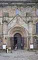 Durham Cathedral - Doorway - geograph.org.uk - 977800.jpg