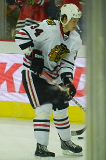 Description de l'image  Dylan Olsen Hawks.JPG.