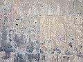 Dzagavank (cross in wall) (109).jpg
