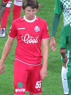 Dzmitry Baha Belarusian professional footballer