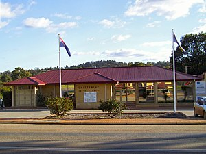 Bindoon, Western Australia - Image: E37 Chittering Shire