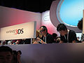 E3 2011 - playing new Nintendo 3DS games (Nintendo) (5822674328).jpg