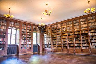 Värmlands nation - Värmlands nation's library
