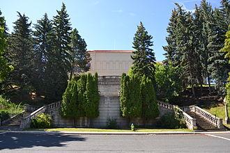 Eastern Oregon University - Grand Staircase