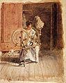 Eakins, Spinning 1881.jpg