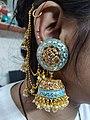 Ear Ring for Indian Wedding 1.jpg