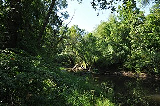 Scantic River State Park