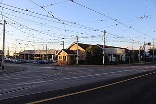 East Preston tram depot