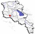 Echmiadzin locator map.png