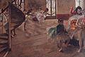 Edgar Degas, The Rehearsal, c. 1874..jpg