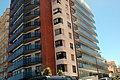 Edificios vistos desde Rambla Republica de Chile esquina Colombes - panoramio.jpg