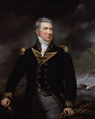 Edward Pellew, 1st Viscount Exmouth - Edward Pellew, 1st Viscount Exmouth