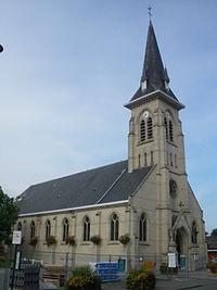 Eglise Notre-Dame des sept douleurs de Bois-Grenier.JPG