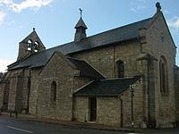 Eglise de Saint yrieix le dejalat (lateral)096.jpg