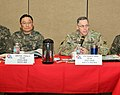 Eighth Army conducts a combined tactical discussion and tour of Camp Humphreys (463556).jpg