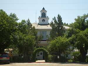Carter County Courthouse in Ekalaka