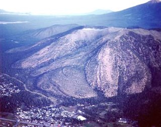 Mount Elden mountain in United States of America