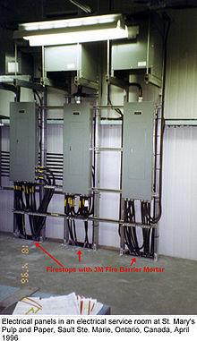 Komponen Panel Listrik Dan Fungsinya Teknik