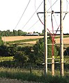 Electricity line across fields - geograph.org.uk - 1422654.jpg