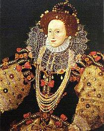 Elizabeth 1 Af England Wikipedia Den Frie Encyklop 230 Di