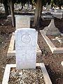 Elliot, Myles u. Derek Reid Gouldthorp Zionsfriedhof Jerusalem.jpg
