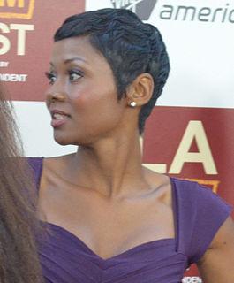 Emayatzy Corinealdi American actress