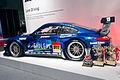 Endless Taisan 911 and GT300 champion trophies 2013 Tokyo Auto Salon.jpg