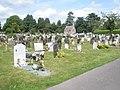 Englefield Green Cemetery (2) - geograph.org.uk - 1360512.jpg