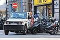 Enlèvement d'une camionnette rue Réaumur à Paris le 21 avril 2015 - 2.jpg