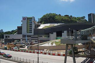 觀塘綫延線於較早前通車,當中何文田站最多爭議。 (圖片:Exploringlife@Wikimedia)